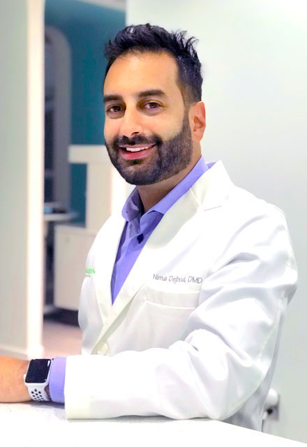 Photo of Dr. Nima Dejbod